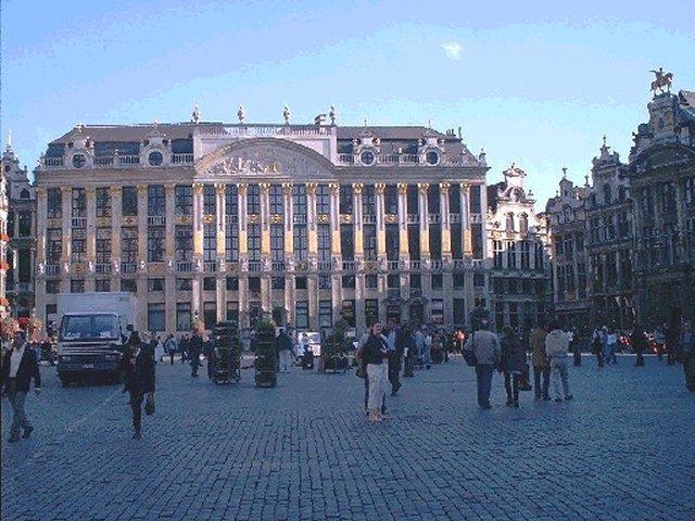 Anderlecht Belgien